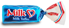 Milk Toffee